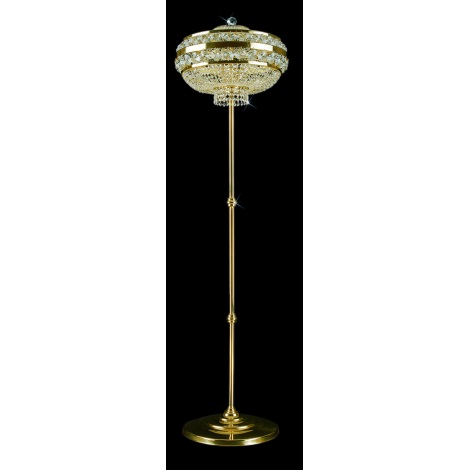 Artcrystal PFB052400003 - Stojacia lampa 3xE14/40W