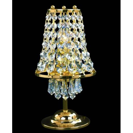 Artcrystal PTB112200001 - Stolná lampa 1xE14/40W