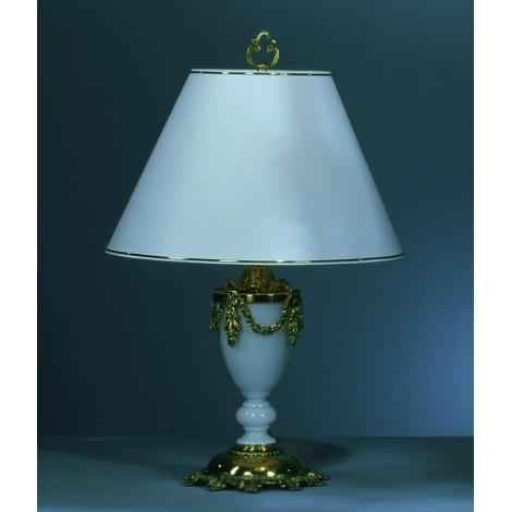 Artcrystal PTR523300001 - Stolná lampa 1xE27/60W