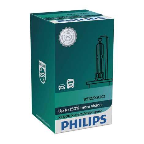 Autožiarovka Philips XENON X-TREMEVISION 85415XV2C1 D1S PK32d-2/35W/85V