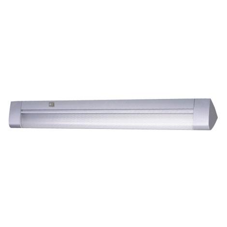 AXEDO nástenné svietidlo 1xT5/8W stříbrná