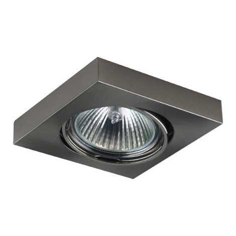 Bodové svietidlo 71004 matný chróm 1xGU10/50W