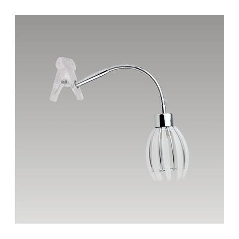 Bodové svietidlo EZZO 1xG9/40W/230V