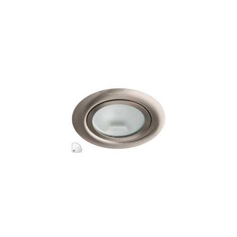 Bodové svietidlo OZZY 2116B 1xG4/20W/12V biela