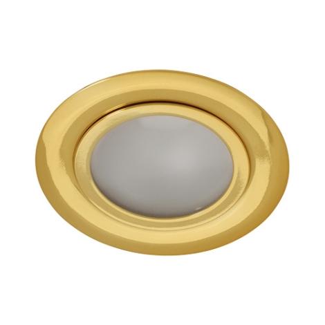 Bodové svietidlo OZZY 2116B 1xG4/20W/12V zlatá