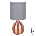 Brilagi - Dotyková stmievateľná stolná lampa SIENA 1xE14/40W/230V
