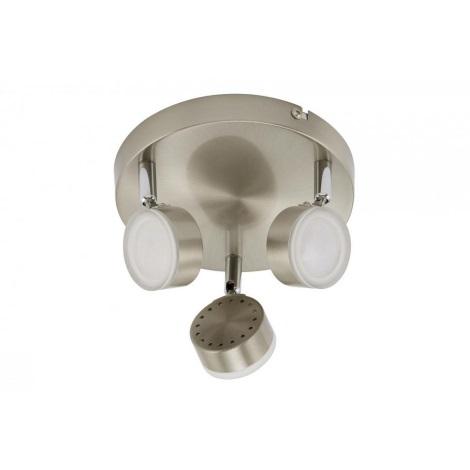 Briloner 2030-032R - LED Stmievateľné bodové svietidlo SEMPLICE 3xLED/5W/230V