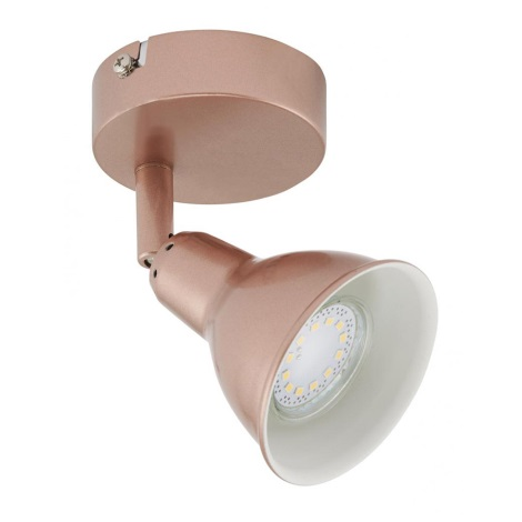 Briloner 3313-013 - LED Bodové svietidlo COP 1xGU10/3W/230V