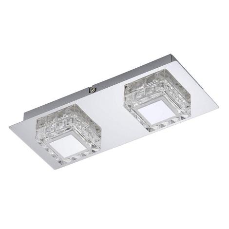 Briloner 3549-028 - LED Stropné svietidlo NOBLE 2xLED/5W/230V