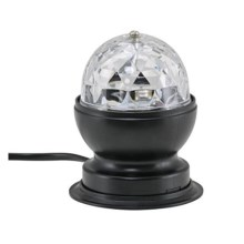 Briloner 7347-015 - LED stolná disko guľa DISCO LIGHT 1xE27/3W/230V