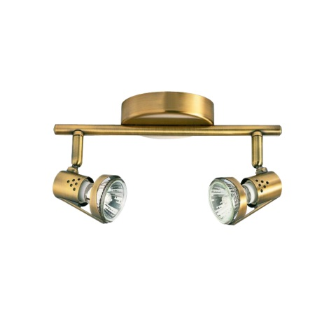 Briloner bl2947/ 029S - Bodové svietidlo FLASH 2XGU10/ 50W/ 230V