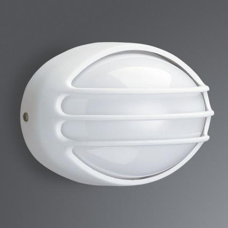 CLEVELAND nástenné svietidlo 1xE27/40W biela