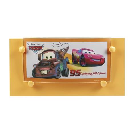 Dalber 33788 - detské nástenné svietidlo CARS 2xE27/60W/230V