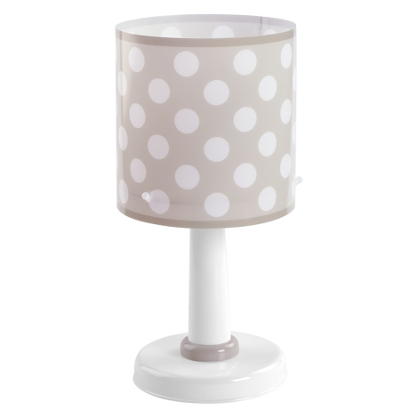 Dalber 61001 - Stolná lampa DOTS 1xE14/40W/230V