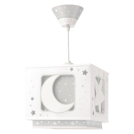 Dalber 63232 - Detský luster MOON LIGHT 1xE27/60W/230V
