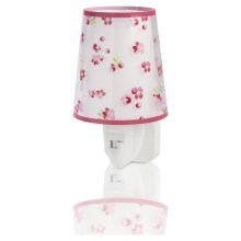 Dalber 81175S - LED Lampička do zásuvky DREAM FLOWERS LED/0,3W/230V