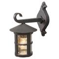 De Markt - Vonkajšie nástenné svietidlo STREET 1xE27/60W/230V IP44