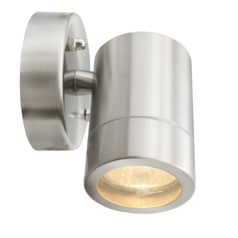 De Markt - Vonkajšie nástenné svietidlo STREET 1xGU10/35W/230V IP65
