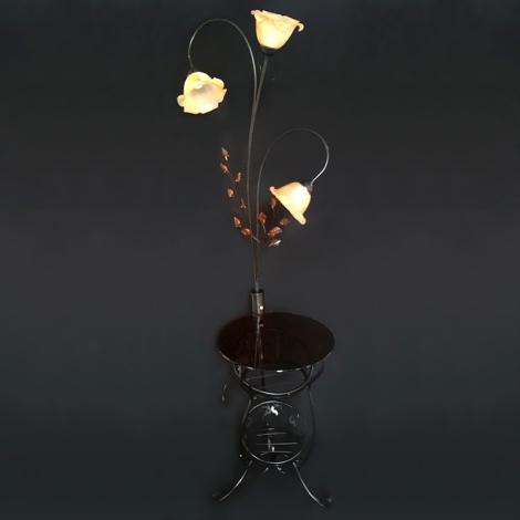 Dekoračná lampa 3xE14/60W/230V