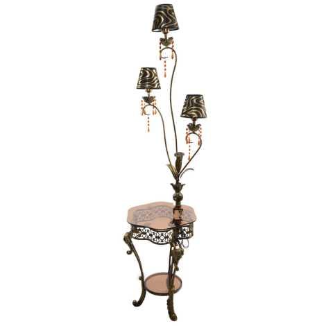Dekoračná lampa 3xE27/60W/230V
