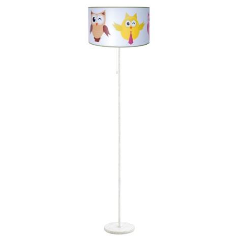 Detská stojaca lampa SOWY 1xE27/60W/230V