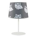 Detská stolná lampa OWL 1xE14/40W/230V