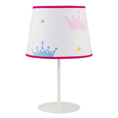 Detská stolná lampa PRINCESS 1xE14/40W/230V