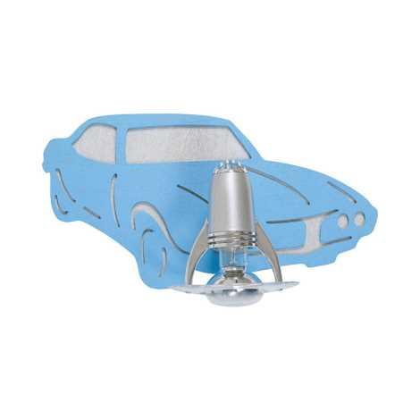 Detské bodové svietidlo AUTO I KB - 1xE14/40W/230V