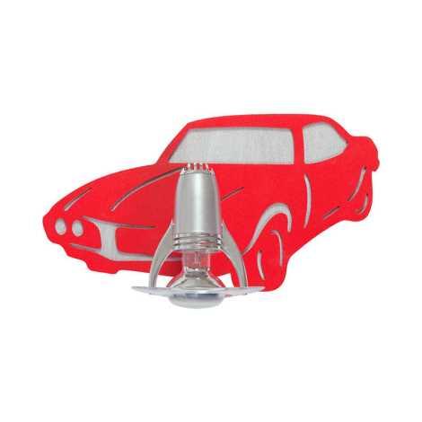 Detské bodové svietidlo AUTO I KR - 1xE14/40W/230V