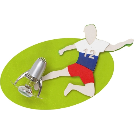 Detské bodové svietidlo FOOTBALL RUSSIA I 1xE14/40W