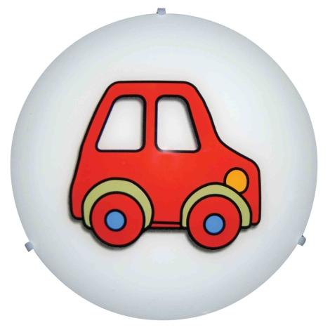 Detské nástenné svietidlo 5502/40/Auto 2xE27/60W