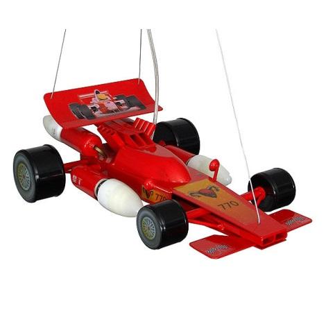 Detský luster formula - červená