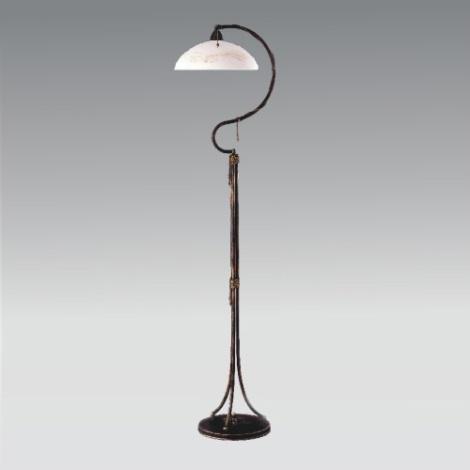 Dlážková lampa ALP ALBANO 1xE27/60W