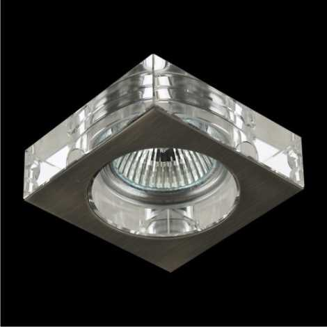 Downlight 71009 matný chróm 1xGU10/50W