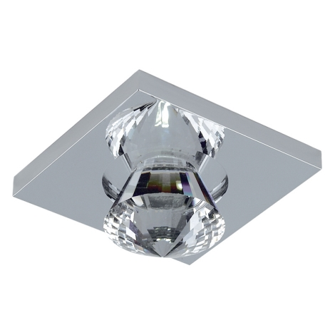 Downlight 71016 chróm 1xLED/1W