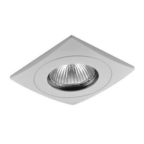 Downlight 71021 1xGU10/50W biela