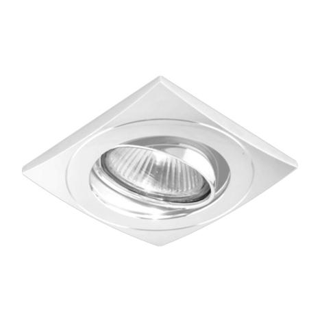 Downlight 71030 1xGU10/50W biela