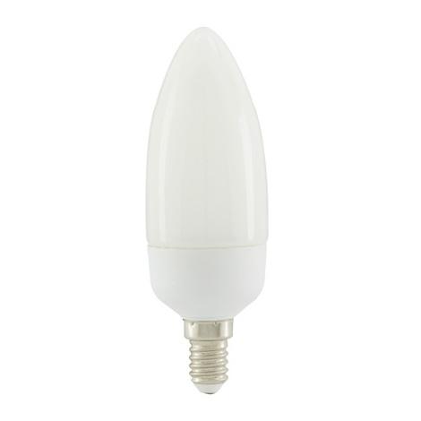 EGLO 12152 - Úsporná žiarovka E14/9W Sviečka