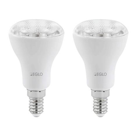 EGLO 12426 - Reflektorová žiarovka E14/9W/230V 2700K