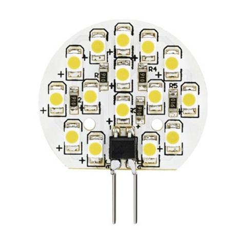 EGLO 12476 - LED žiarovka G4/1,5W (10x15 LED) /12V 4200K
