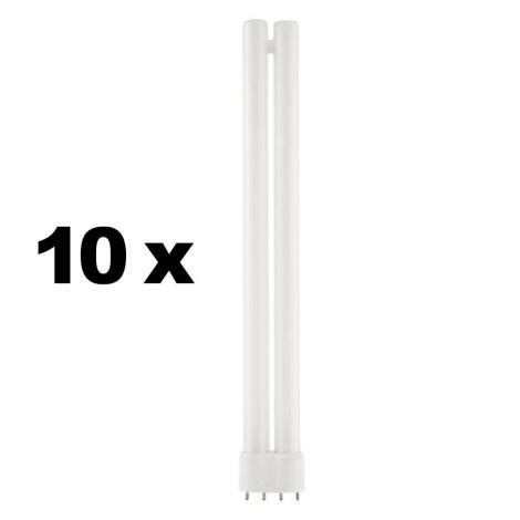 Eglo 12613 - Lineárna žiarivka 2G11/24W 10STK