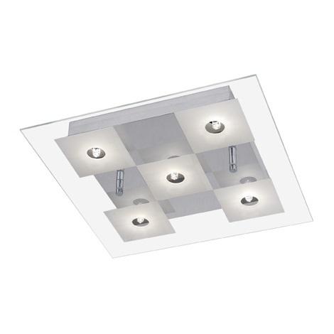 EGLO 13271 - Stropné svietidlo FRES 1 5xG9/33W