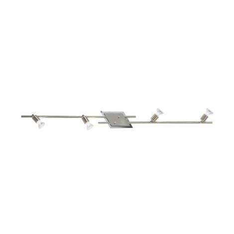 EGLO 13515 - LED Bodové svietidlo BIASCO 4xGU10/2,5W LED