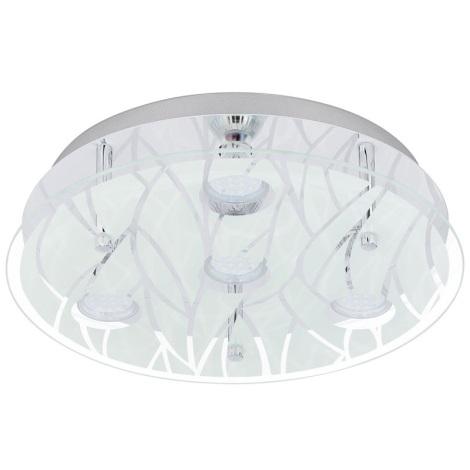 Eglo 13673 - LED stropné svietidlo FARELLA 4xGU10/3W/230V
