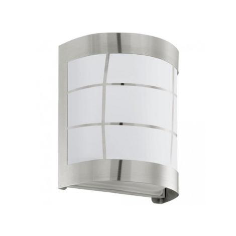 Eglo 18626 - Vonkajšie nástenné svietidlo MARACAS 1xE27/40W/230V IP44