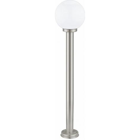Eglo 18636 - Vonkajšia lampa NISIA 1xE27/60W/230V IP44