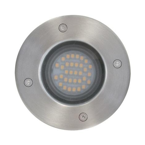 EGLO 18641 - LED Vonkajšie nájazdové svietidlo UNION 1xLED/2,5W/230V IP65