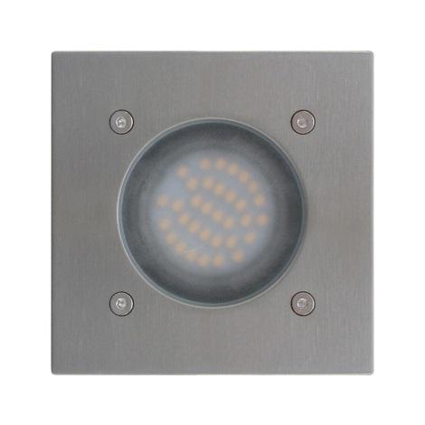 EGLO 18642 - LED Vonkajšie nájazdové svietidlo UNION 1xLED/2,5W/230V IP65