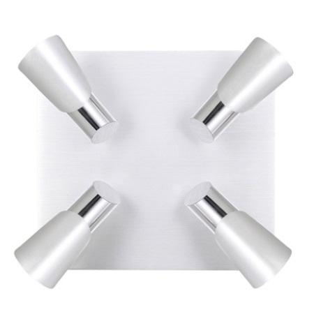 EGLO 22252 - bodové svietidlo SKIP 1 4xGU10/9W chróm