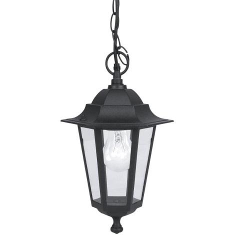 EGLO 22471 - Vonkajšia lampa LATERNA 4 1xE27/60W